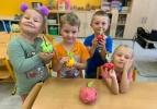 Tvoření jablíček